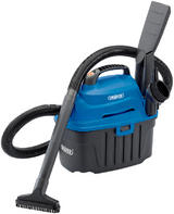 Draper 6489 10L 1000W 230V Wet and Dry Vacuum Cleaner