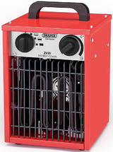 Draper 7216 2kW 230V Space Heater