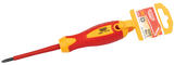 Draper 7479 Expert No. 1 X 80mm Fully Insulated Cross Slot Screwdriver. (Display Packed)