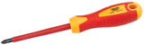 Draper 7491 Expert No. 2 X 100mm Fully Insulated Cross Slot Screwdriver (Sold Loose)