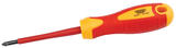 Draper 7492 Expert No. 1 X 80mm Fully Insulated PZ Type Screwdriver (Sold Loose)