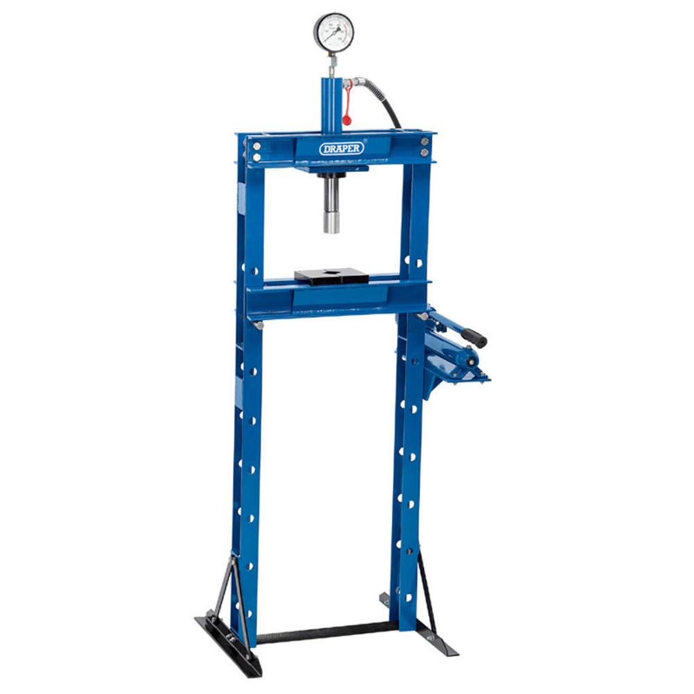 Draper 10583 Hfp 10b 10 Tonne Hydraulic Floor Press