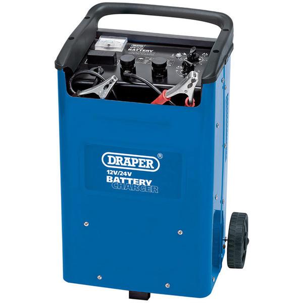 Draper 11967 BCSD400T 12/24V 360A Battery Starter/Charger Thumbnail 1