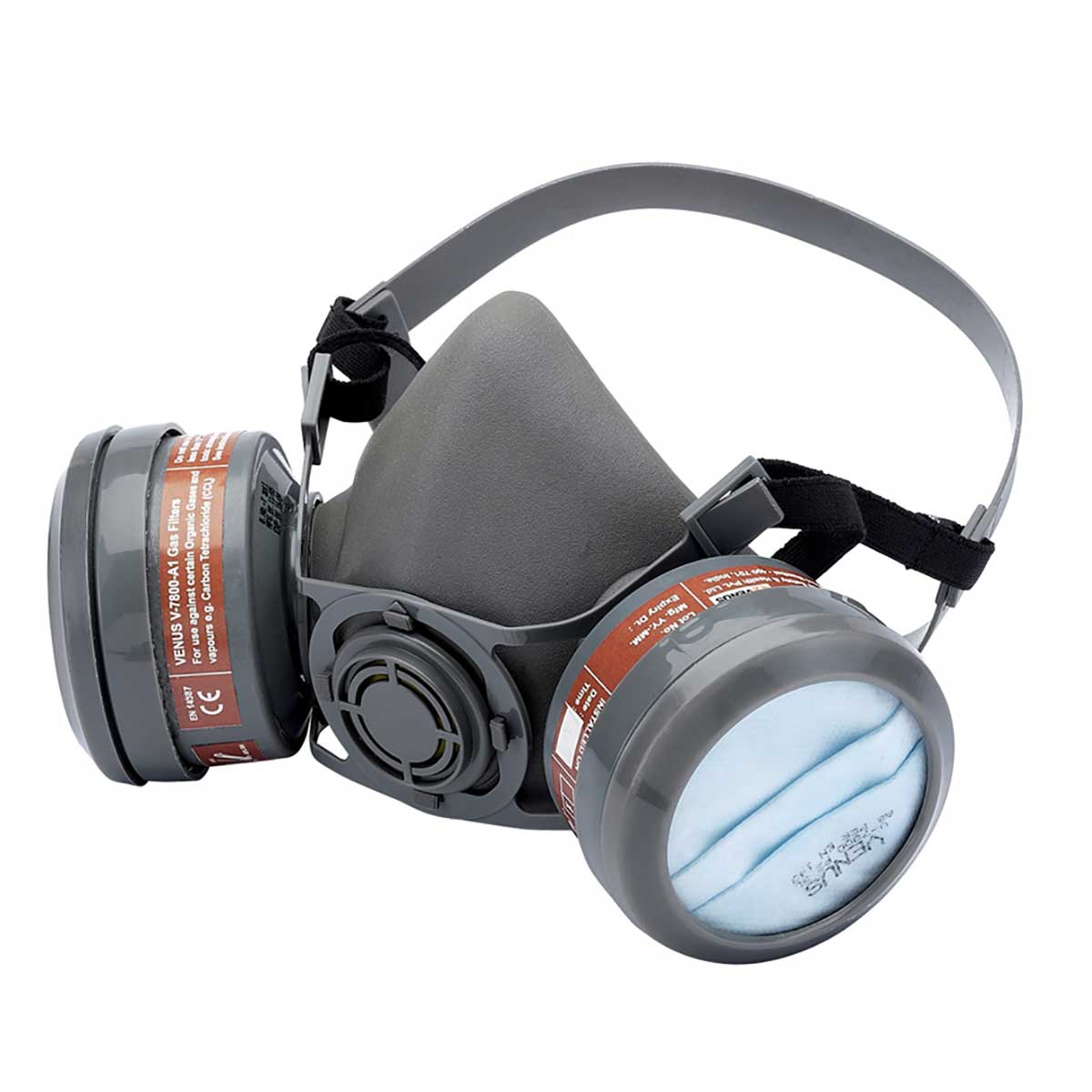 Draper 13500 Combined Vapour And Dust Filter Respirator