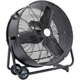 "Draper 13519 Expert 610mm (24"") High Velocity Drum Fan"