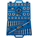 Draper 18523 45MM Metric Tap and Die Set (42 Piece)