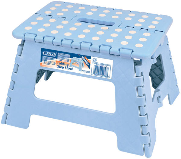 Draper 19258 Folding Step Stool Thumbnail 1