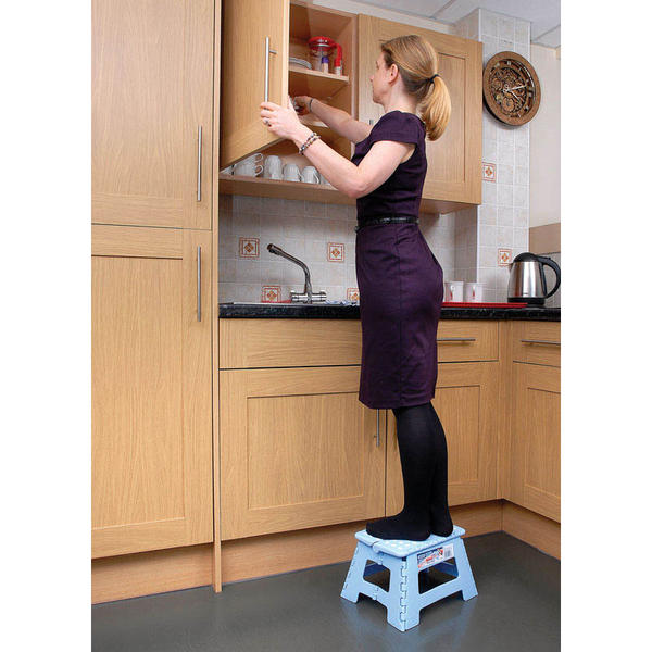 Draper 19258 Folding Step Stool Thumbnail 2