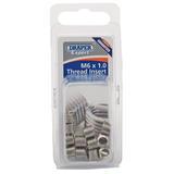 Draper 21708 Expert M6 X 1.0 Metric Thread Insert Refill Pack (12)