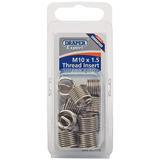 Draper 21710 Expert M10 X 1.5 Metric Thread Insert Refill Pack (12)
