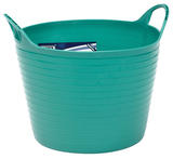 Draper 22303 15L Multi Purpose Flexible Bucket - Green