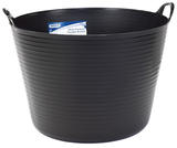 Draper 22305 60L Multi Purpose Flexible Bucket - Black
