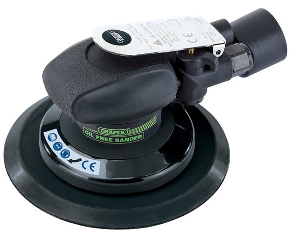 Draper 22415 Expert Composite Body Oil Free Air Sander Thumbnail 1