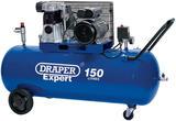 Draper 22463 150L 230V 2.2kW Belt-Driven Air Compressor