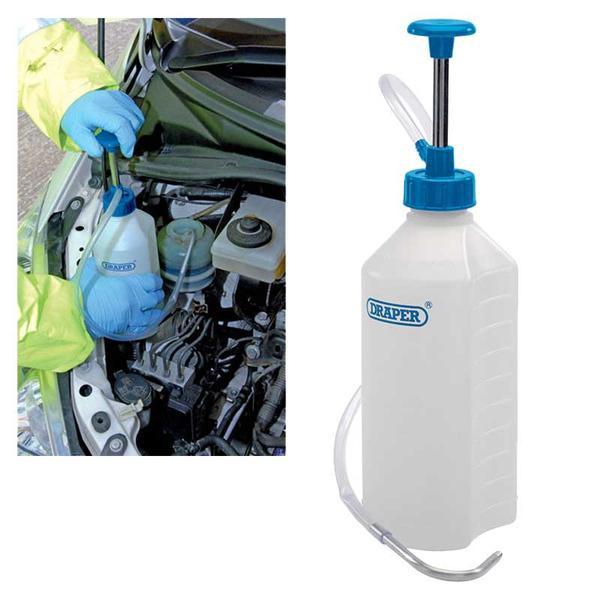 Draper 23242 FHP/1L Fluid Hand Pump 1L Thumbnail 1