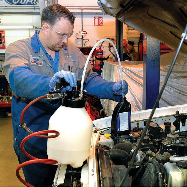 Draper 23248 Expert Pneumatic Fluid Extractor/Dispenser Thumbnail 2