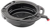 Draper 23258 16L Fluid Drain Pan - Black