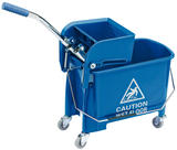 Draper 24838 20L Kentucky Mop Bucket with Wringer