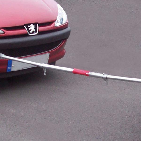 633975 Silverline 1800Kg Tow Pole Thumbnail 2