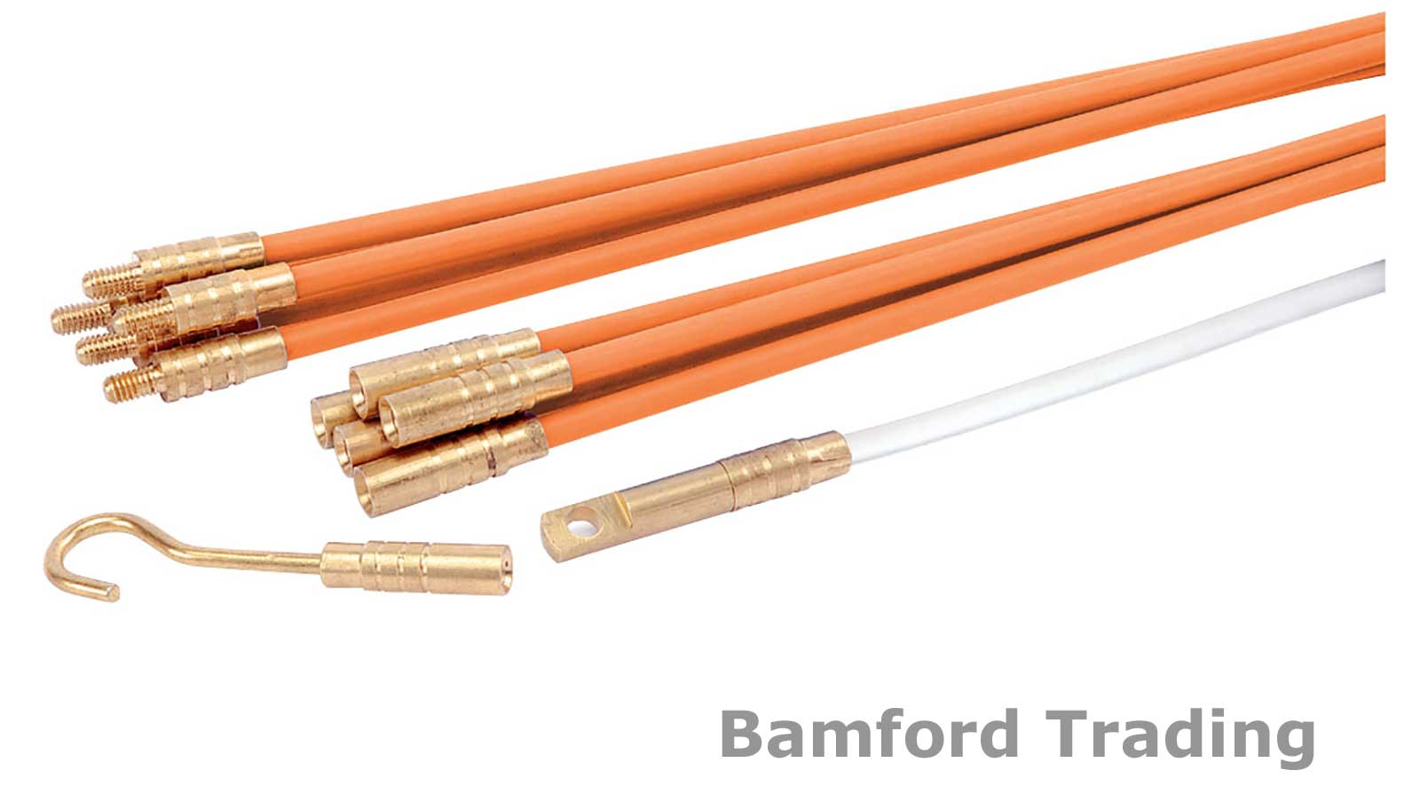Electricians Flexible Wire Pulling Rods - WIRE Center •