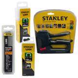 Stanley 0-TR250 Staple & Nail Gun with 2000 Staples and 1000 Brads