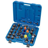 Draper 23420 RPT33 Expert 33 Piece Radiator and Cap Pressure Test Kit