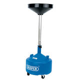 Draper 23612 OD30 30L Telescopic Oil Drainer