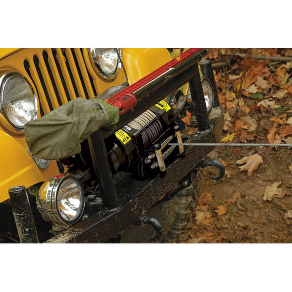 Draper 24441 RW/12V-1134KGS Expert 1134kg 12V Recovery Winch Thumbnail 2
