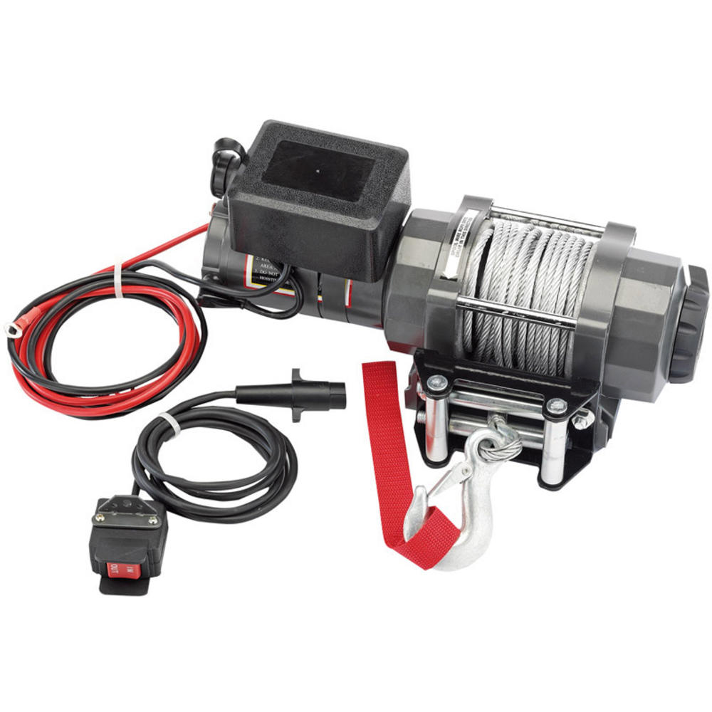 Draper 24443 RW/12V-1814KGS Expert 1814kg 12V Recovery Winch