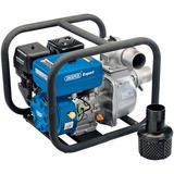 Draper 24580 PWP81 Expert 1000L/Min 7HP Petrol Water Pump (80mm)