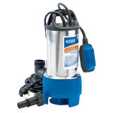 Draper 25360 SWP210DWSS Stainless Steel Submersible Dirty Water Pump