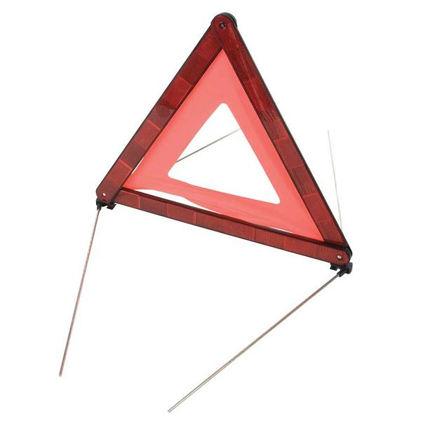 Silverline 140958 Reflective Motoring Safety Warning Triangle Thumbnail 1