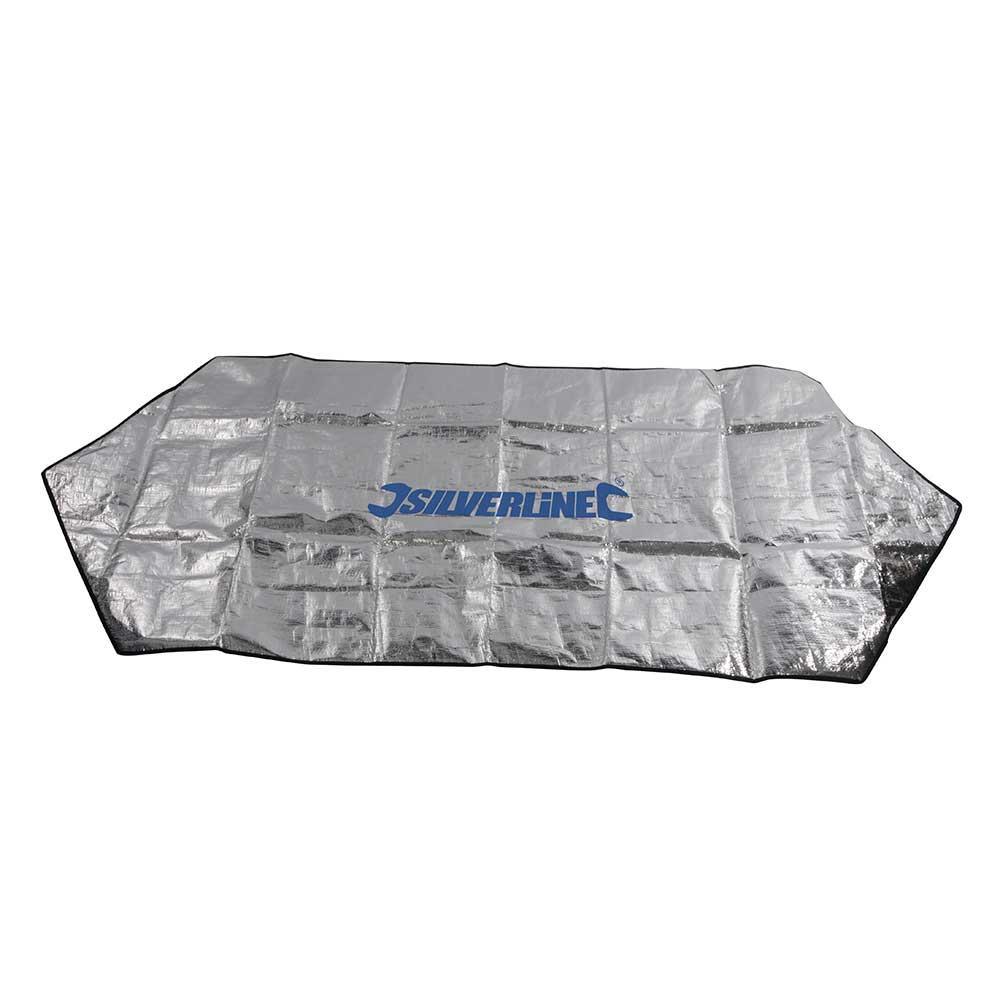Silverline 966668 Windscreen Protector (1700 x 700mm)