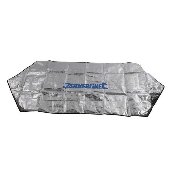 Silverline 966668 Windscreen Protector (1700 x 700mm) Thumbnail 1