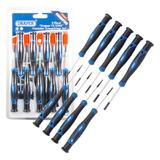 Draper 28117 PSS9TX Precision Torx Screwdriver Set 9 Piece