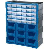 Draper 31232 POC39 Small Spare Parts Box Bins & Compartment Organiser