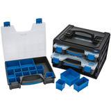 Draper 31239 QC15D/3 3 Tray Stacking Organiser Unit
