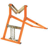 Draper 32274 AGP102 Heavy Duty Log Stand For Chainsaw