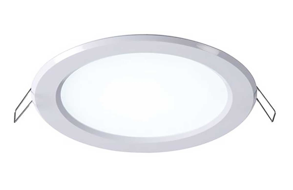 Ultra Slim 230v Led Downlight 9 Watt Recessed Ceiling
