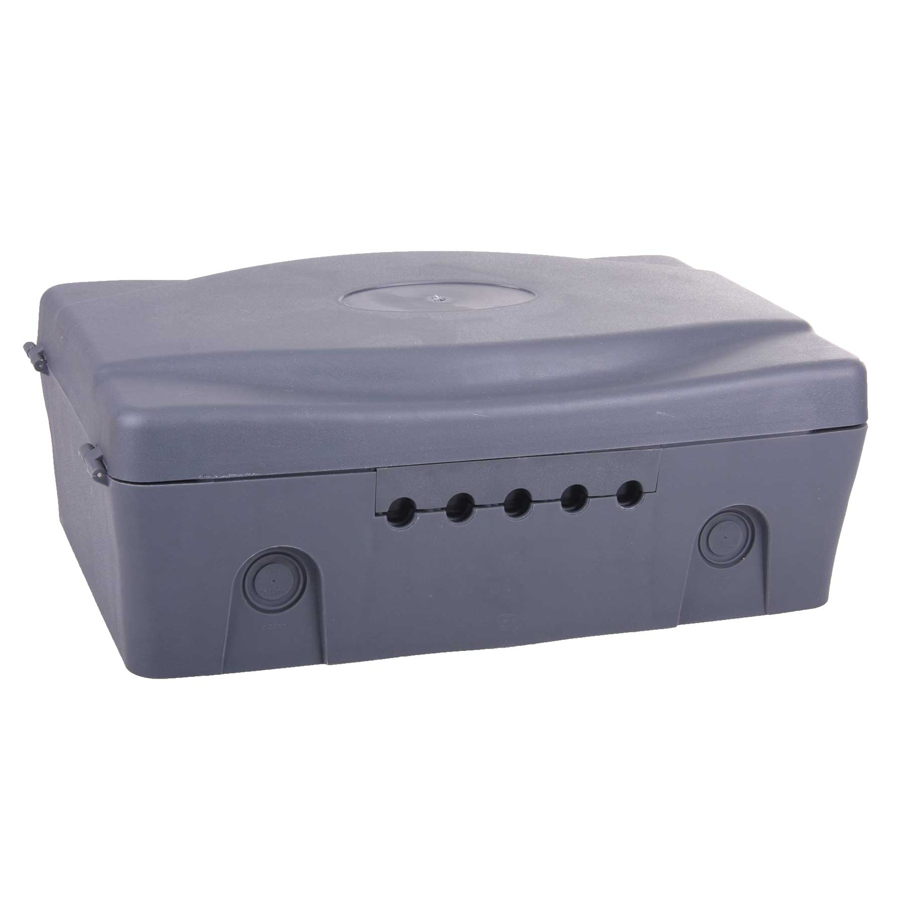 4 4 Weatherproof Electrical Box: Masterplug Weatherproof Box For Outdoor Electrical Power