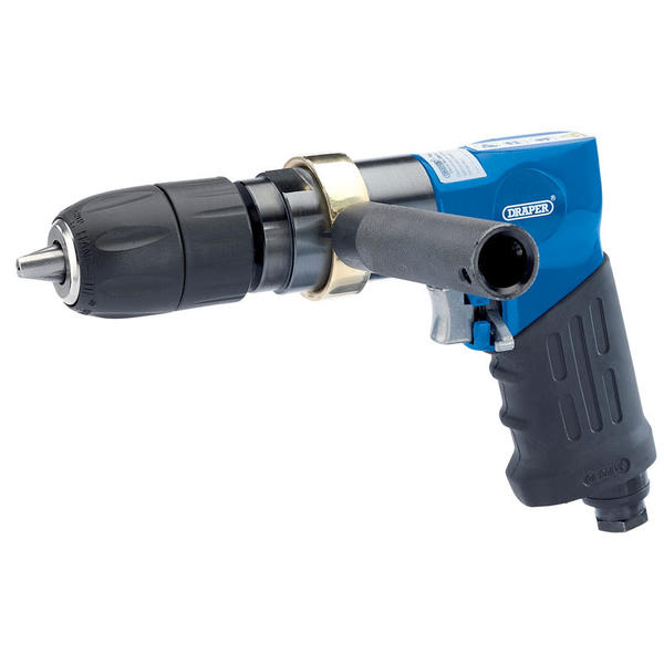 Draper 28831 4274KA Air Drill with 13mm Keyless Chuck Thumbnail 1