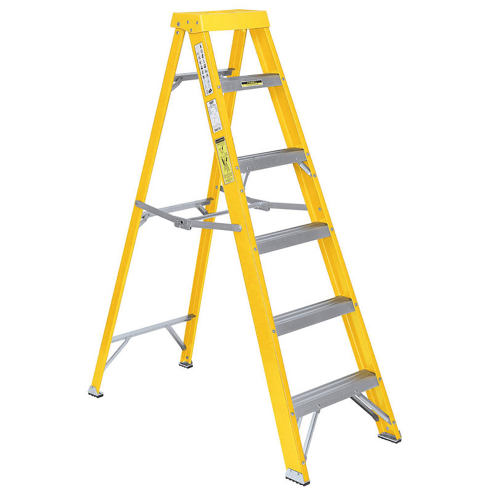 Draper 29940 FGL5 Expert Fibreglass 5 Step Ladder