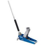 Draper 31242 TJA125 1.25 Tonne Low Profile Aluminium Trolley Jack