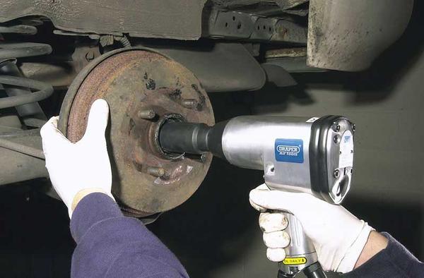 "Draper 33319 411D-MM Expert 50mm 3/4"" Sq. Dr. Hub Nut Impact Socket Thumbnail 2"