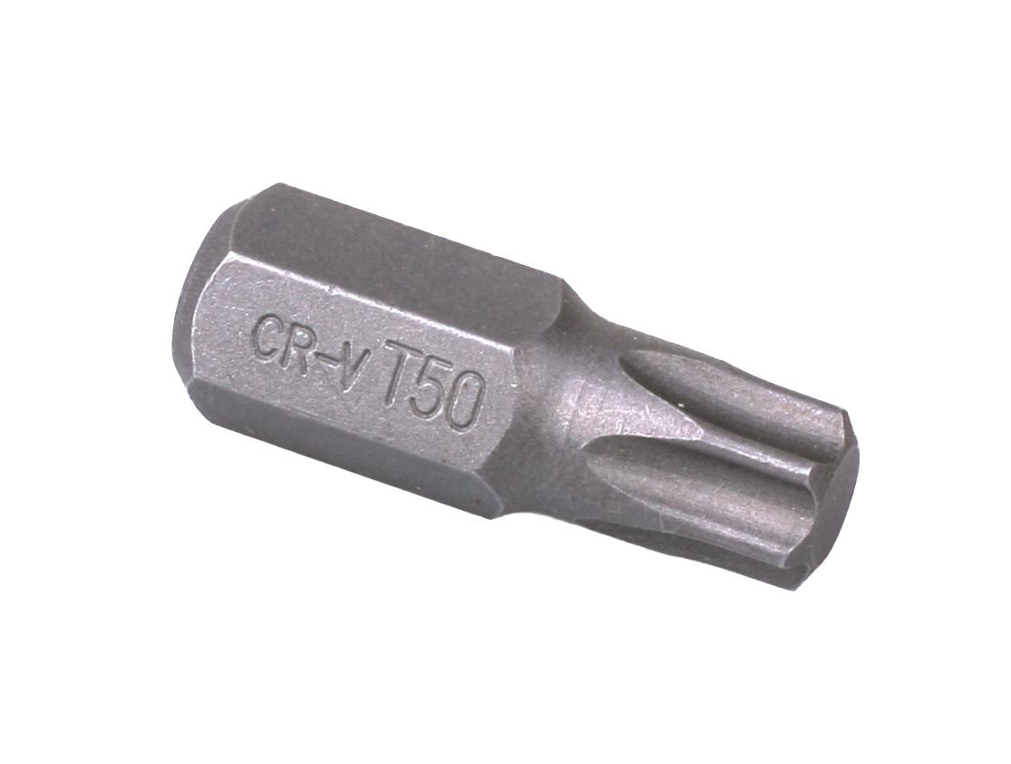 Draper Bit Torx T50/x 30/mm