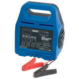 Draper 33861 BCIB 6/12V Intelligent Battery Charger