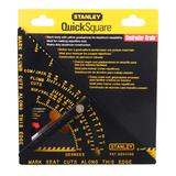 Stanley Adjustable Quick Square 190mm