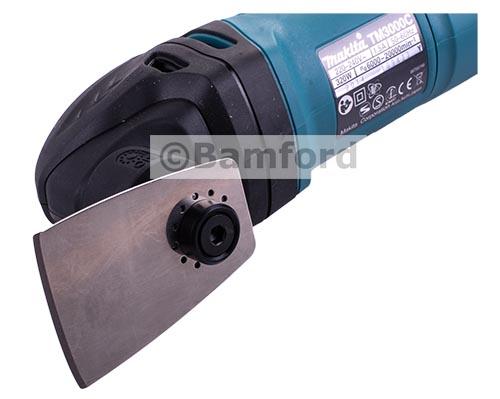 Silverline Multi-Tool Adapter 28 x 3mm 646651 Fits Bosch Fein Worx Dremel Cutter