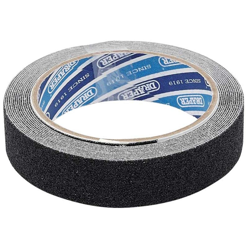 Draper 63383 Tp-SGrip 25mm X 3.7M Non Slip Safety Grip Tape