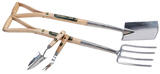 Draper 10347 BFS/ASHFSC Expert Border Fork/Spade/Trowel/Weeder Set